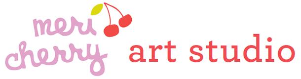 meri cherry art studio