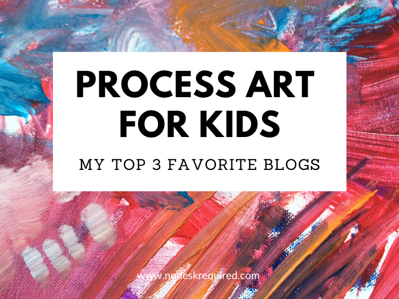 My Favorite Kids' Art Blogs