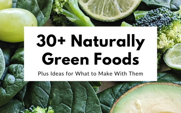 Naturally Green Foods