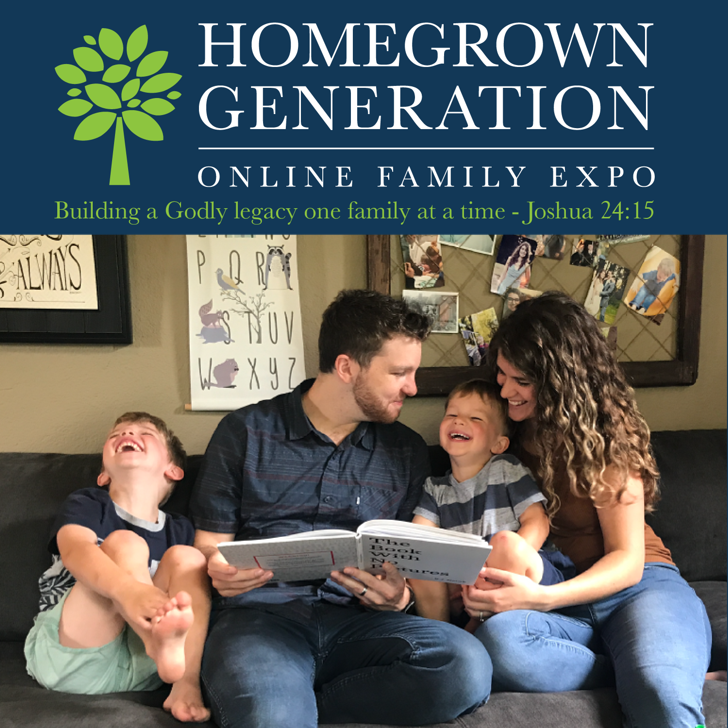 homegrown generation online homeschool conference