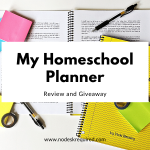 My Homeschool Planner review