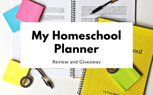 My Homeschool Planner