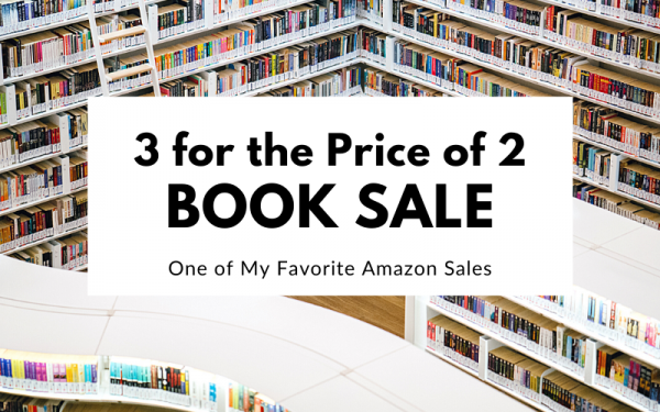 3 Books for the Price of 2