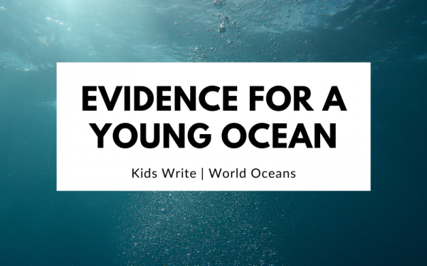 Young Oceans | Kids Write