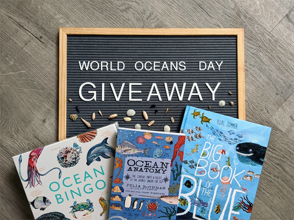 giveaway world ocean day 2020
