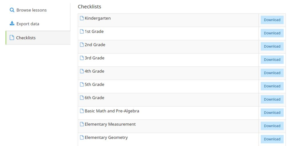 CTCMath homeschool math program