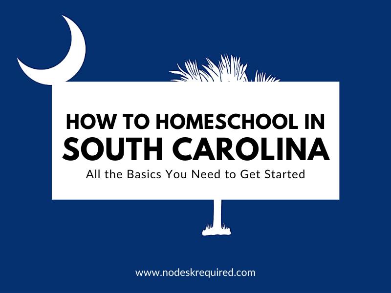 Homeschooling in South Carolina