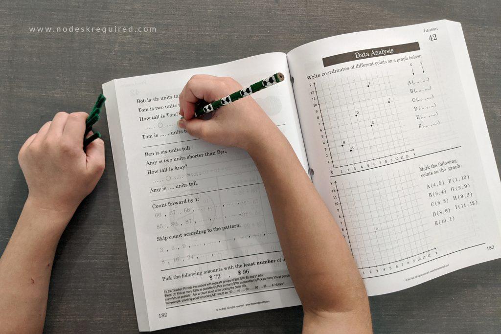 ThemeVille math no-frills math curriculum